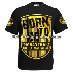 """Born to be Muay Thai """"Chang"""""""