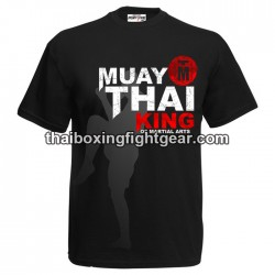 """Born to be Muay Thai """"King"""""""