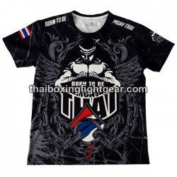 Born to be Muay Thai Black...