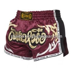 Top King Muay Thai shorts...