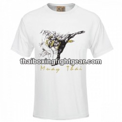 "Human Fight T-shirt ""HIGH..."