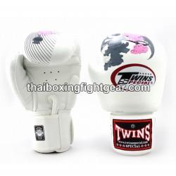 """Gants de boxe Twins """"Fancy""""..."""