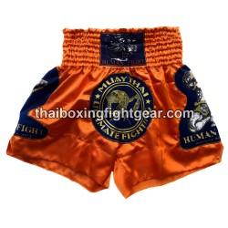 Human Fight Muay Thai Short...