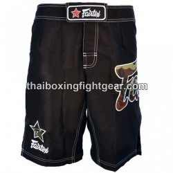 Fairtex MMA Short Black/Camo