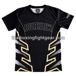 Buakaw Banchamek T-Shirt Black